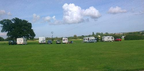 Caravan and Camping site in Battlesbridge